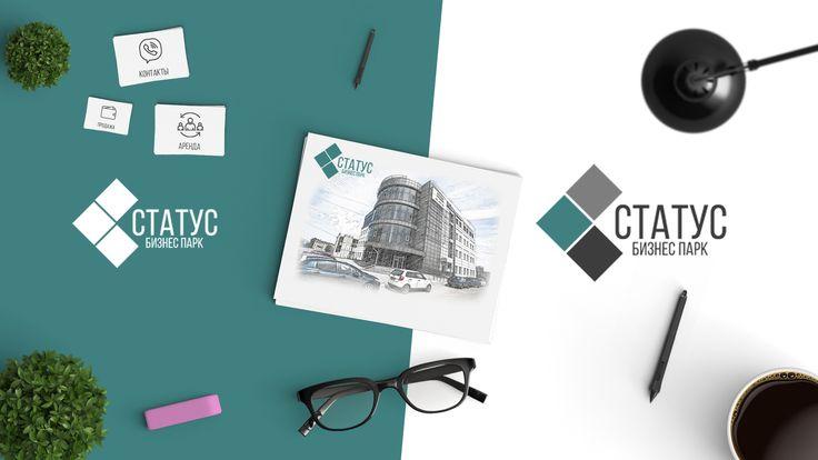 Логотип. Бизнес-парк «СТАТУС» » Vrezerve