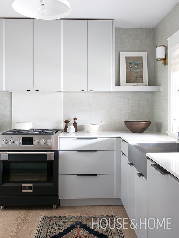 how to bring personality to a white kitchen kitchen design rh pinterest cl