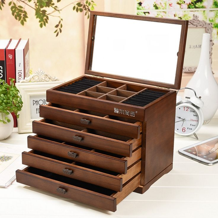 Find More Storage Boxes & Bins Information about Organizador Storage Box Jewelry Box Wooden Princess European Style With A Mirror Storage Wedding Gift Makeup Organizer Case ,High Quality box wood,China organizer case Suppliers, Cheap storage box from Commodity wholesale 2 on Aliexpress.com