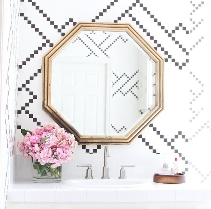 50 best bathroom mirror images on pinterest