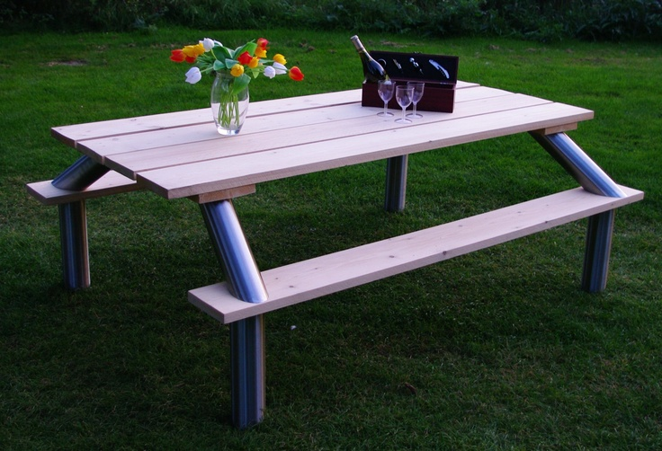 Picknicktafel guilia