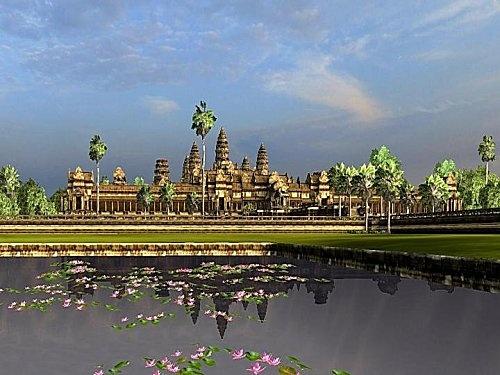 Cambodge ...