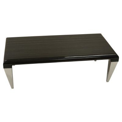 Armen Living Chow Contemporary Marble Coffee Table   LCCHCOTO