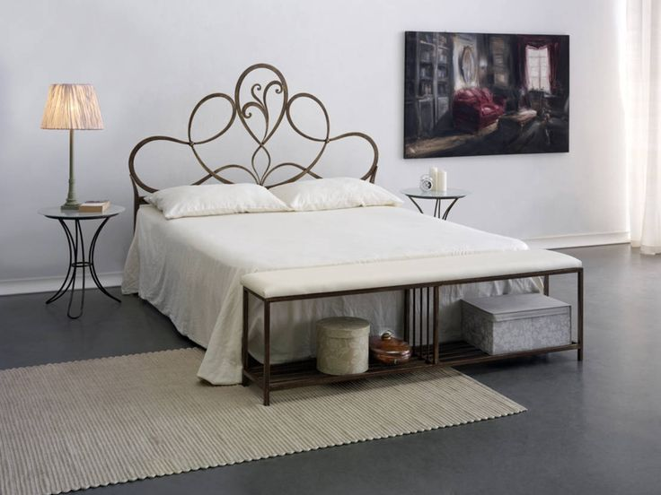 oltre 10 fantastiche idee su letti in ferro battuto su pinterest ... - Letti Matrimoniali Fantastici