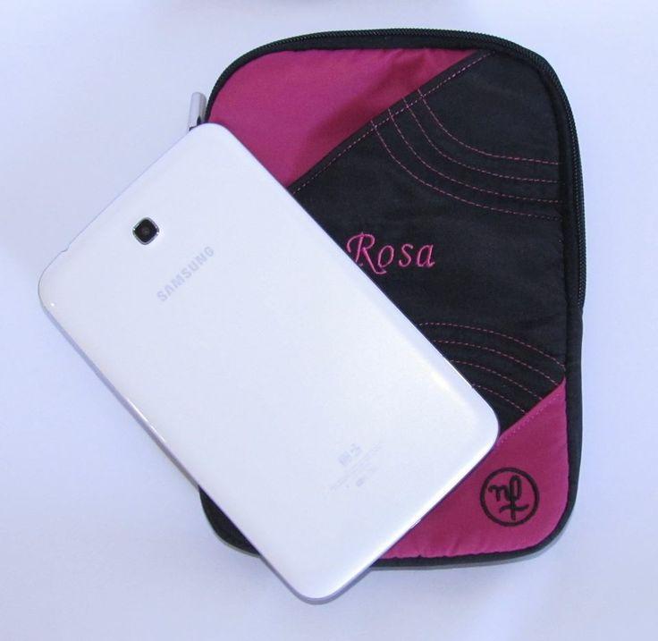 ¡Lleva tu #tablet más tuya! Forro #makingbags para tablet Con bolsillo externo para cargador Elaborado en tela antifluido completamente lavable