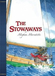 """Glowing review written by Charis Cotter for The National Reading Campaign. """"Not since Stuart Little has the heart of a valiant mouse beat quite so fiercely as that of Rory Stowaway in Meghan Marentette's first novel, The Stowaways. It meets and exceeds all the expectations of a good mouse story, with a well-constructed and self-sufficient mouse world, a teeny-tiny hero set against impossible odds, and an adventure brimming with mystery that scampers from chapter to chapter."""""""