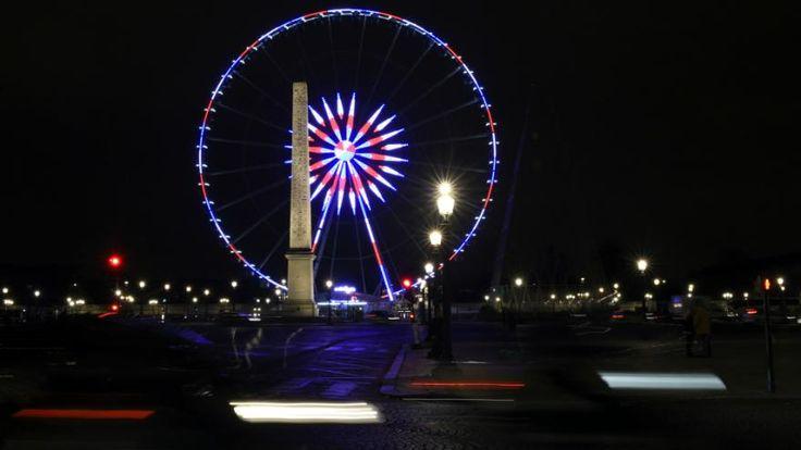 La Grande Roue de la Concorde Paris [ALAIN JOCARD / AFP]
