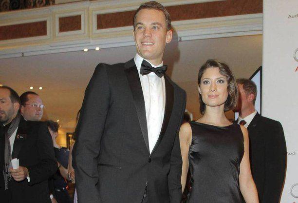 Manuel Neuer Ist Mit Kathrin Gilch Zusammen