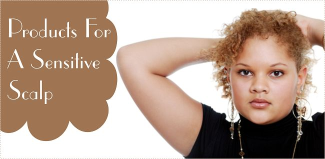 7 Products For A Sensitive Scalp  Read the article here - http://www.blackhairinformation.com/hair-care-2/hair-treatments-and-recipes/7-products-sensitive-scalp/