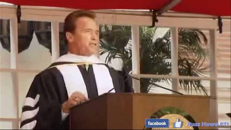 "The full version of Arnold Schwarzenegger's now legendary ""Life's 6 Rules"" speech, originally used during the Go..."