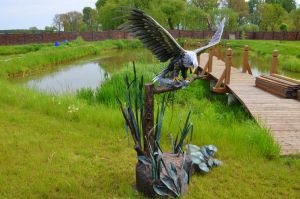 Ptaki z metalu  , Metal animals