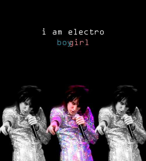 noel fielding, The mighty Boosh, and electro image