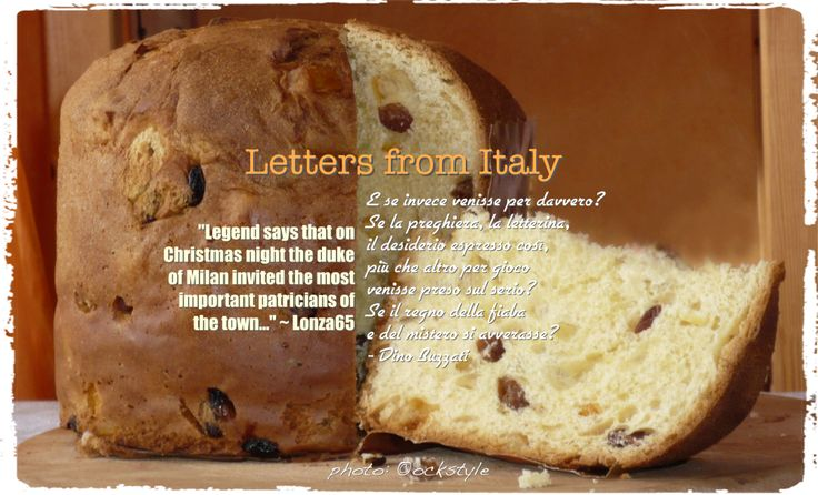 In Italy, the holiday season brings the Hamletic doubt: panettone or pandoro?