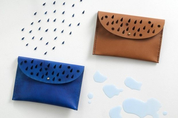 Handcrafted leather goods by Ilundi.