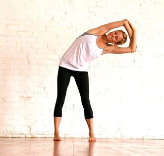 Good Morning Yoga Sequence - a 10-15 minute morning sequence designed to wake up the body...