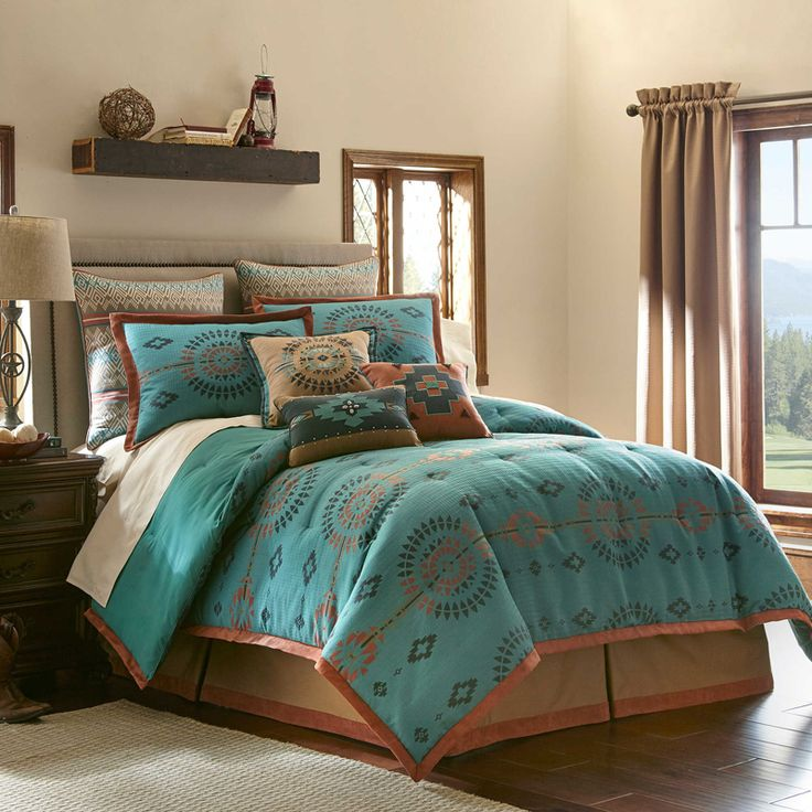 Bedding Decor: Southwestern Decorating Ideas