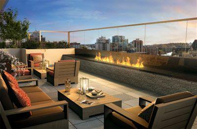 Piscina terrazza disegno : ... Tetto su Pinterest Terrazze, Terrazze Sul Tetto e Terrazza Disegno