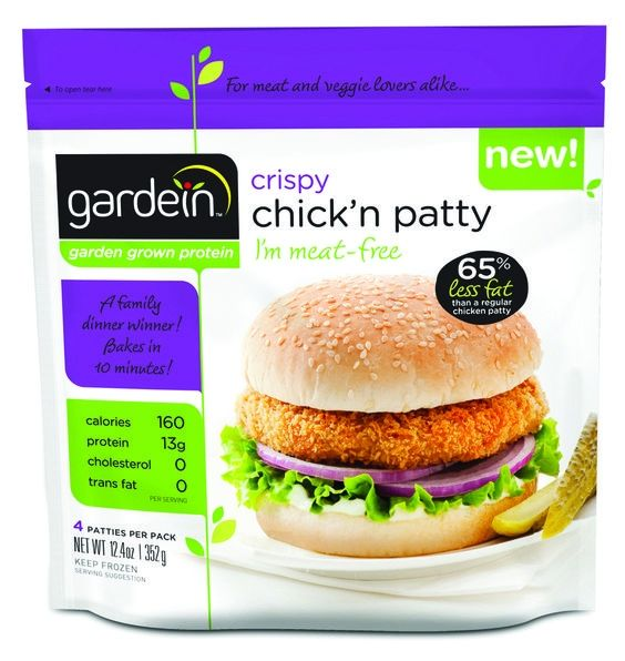 Product Review: Gardein Crispy Chick'n Patties