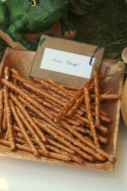 Outback Twigs as snack idea for VBS.