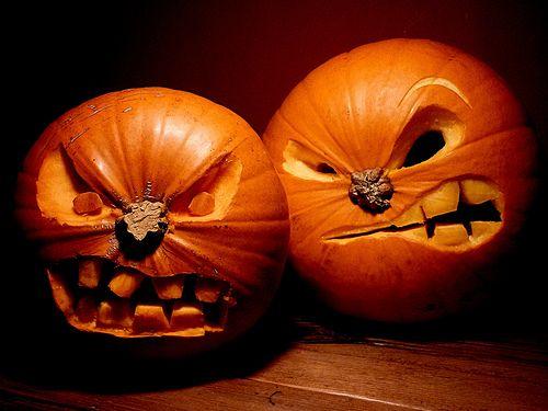 Halloween!: Halloween D, Halloween Fun, Fall Halloween Thanksgiving, Pumpkin Carvings, Angry Pumpkin, Grumpy Pumpkin, Carvings Pumpkin, Brother Grimm, Halloween Ideas