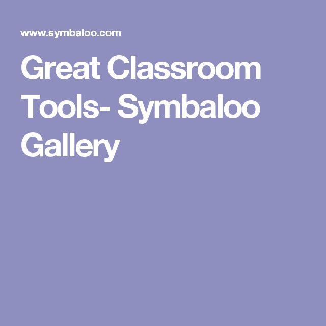 Great Classroom Tools- Symbaloo Gallery