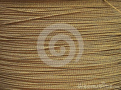 Metal Background - Golden Wire Cable Stock Photos - Download From Over 61 Million High Quality Stock Photos, Images, Vectors. Sign up for FREE today. Image: 95123060