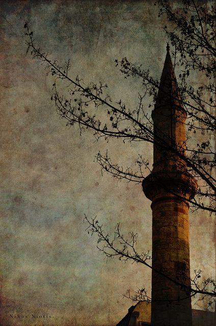 Istanbul Minaret