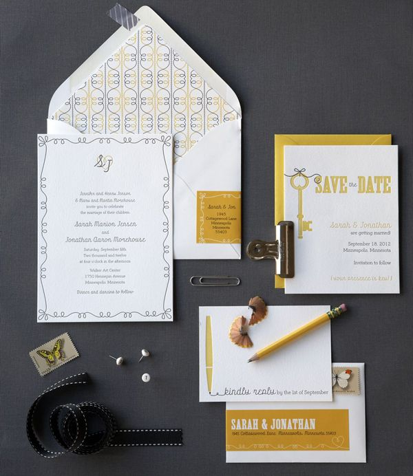 Best Wedding Stationery Winners - Hello!Lucky