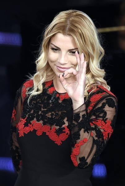 Emma Marrone sul palco del 65° Festival di Sanremo - People