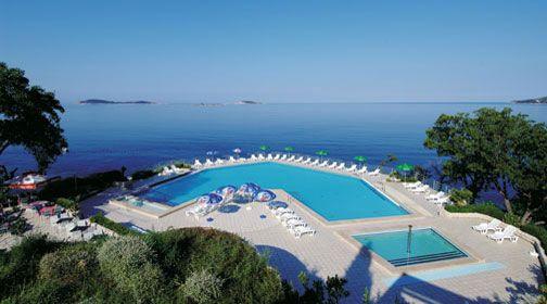 séjour pas cher Croatie Go Voyages à Dubrovnik Hôtel Plat Resort 3* + Vol Offert* prix promo séjour Go Voyages à partir 953,00 € TTC € 8J/7N