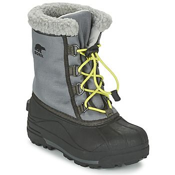 Snow+boots+Sorel+YOUTH+CUMBERLAND+Grey+63.65+€
