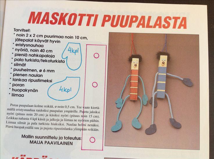 Käsityö ja askartelu-lehti 3/91