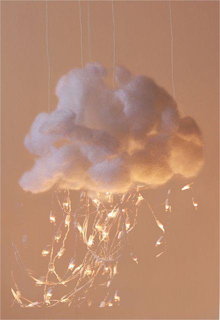 Best 25 cloud lamp ideas on pinterest diy cloud lamp for Diy clouds ceiling