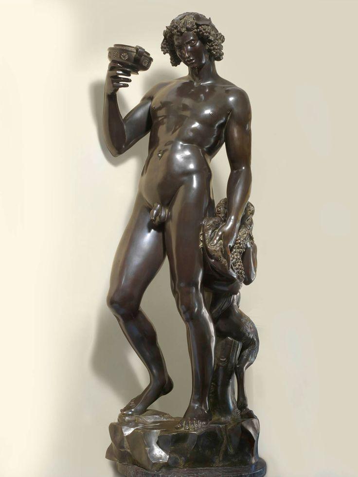Escultura de Bacco  Miguel AngelGoogle Image, En Italia, Miguel Angel, Del Renacimiento, Art, Black Bacchus, De Bacco, Art En, Bacco Miguel