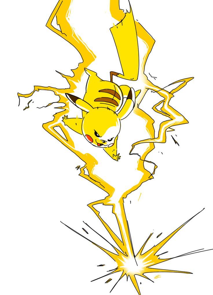 Pikachu - Pokemon - Pokémon
