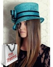 'Lady Luck' Teal/Blue $69.95AUD