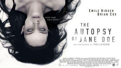 Drowned World: La Autopsia De Jane Doe (2016) | Review