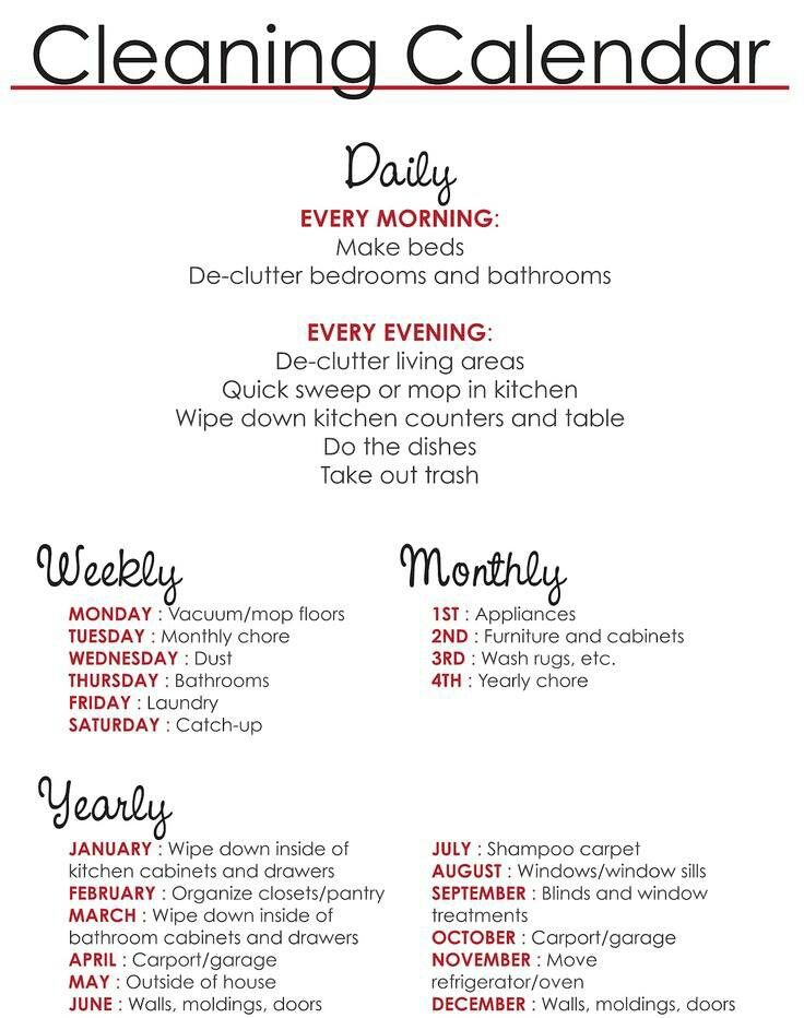 Idk who made this but Im sure they dont have kids! I do all of this weekly!