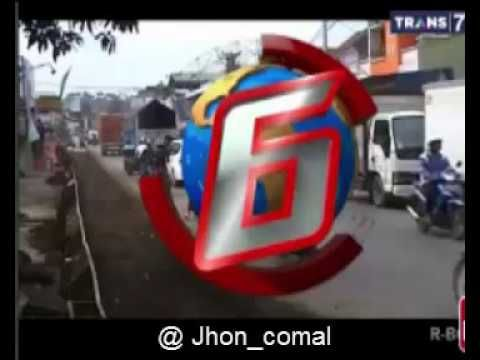 7 JALUR JALAN BERBAHAYA DI INDONESIA ON THE SPOT 10 DECEMBER2015