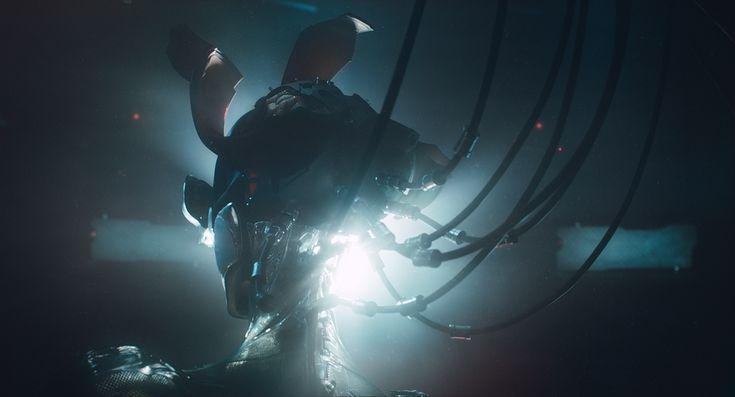 Ghost in the Shell from Paramount Pictures and DreamWorks Pictures.