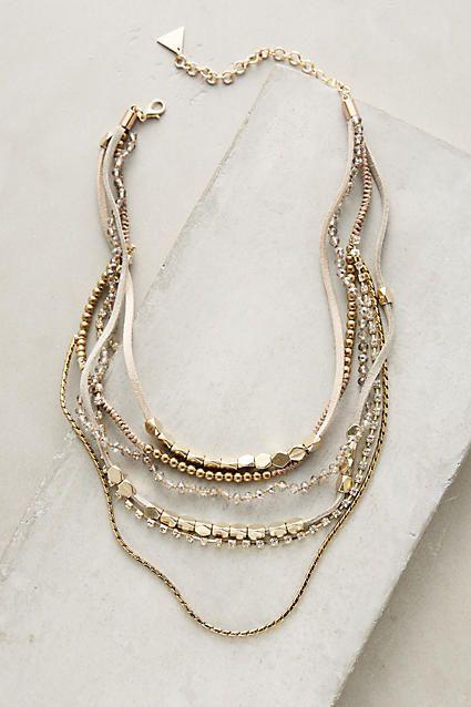 Mikao Collar Necklace - anthropologie.com