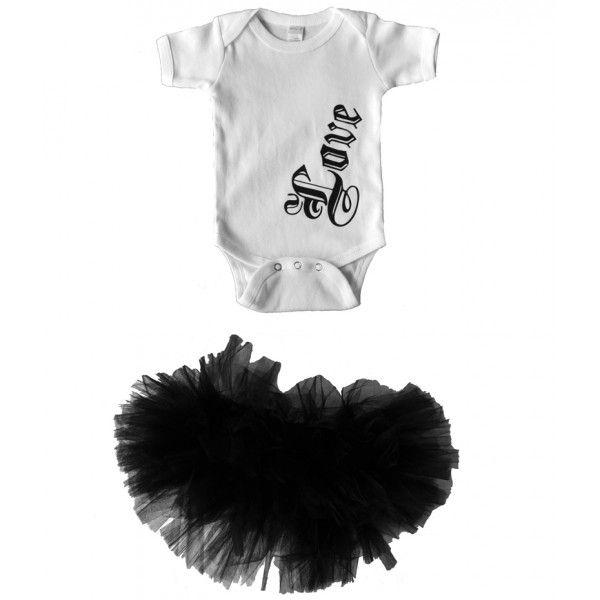 Cadeau bébé Punk, Rock and roll - Gaspard et Zoe