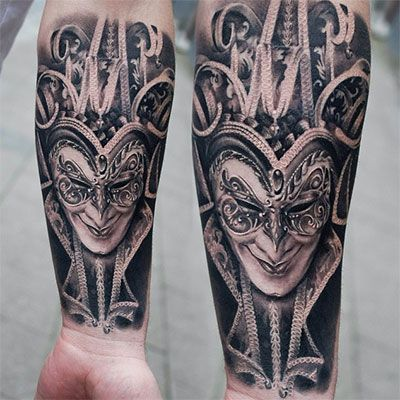 1580 best images about tattoo ideas on pinterest dream for Mardi gras mask tattoo