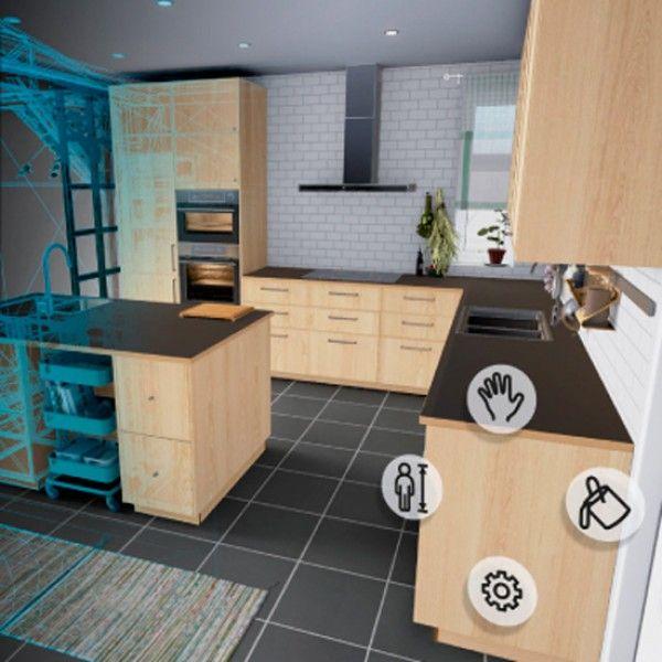 Více Než 25 Nejlepších Nápadů Na Pinterestu Na Téma Ikea App Delectable Kitchen Design Software Ikea Design Inspiration