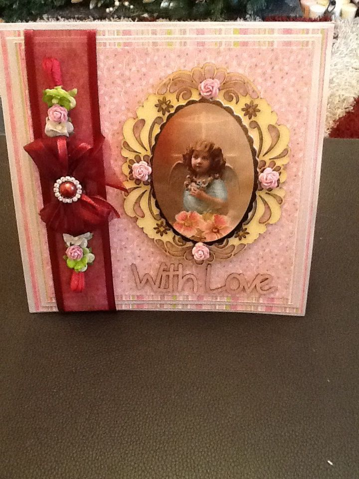 Grand Squares papers from LOTV, frame and topper from Aspire and flowers from Wild Orchid