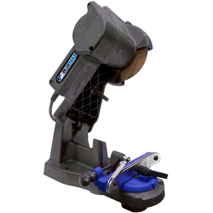 Blue Max 4,200 RPM Bench Mount Electric Chainsaw Sharpener