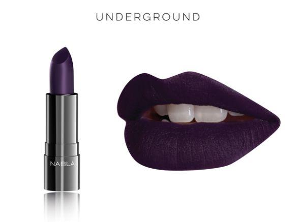 Resultado de imagen de nabla underground lipstick