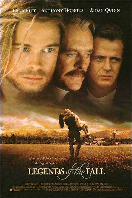 Legends of the Fall,Leyendas de pasión (1994)
