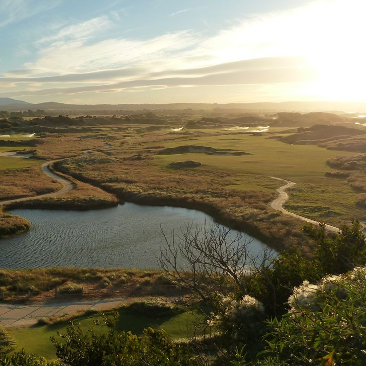 Pure golf links at Lost Farm in beautiful Tasmania...