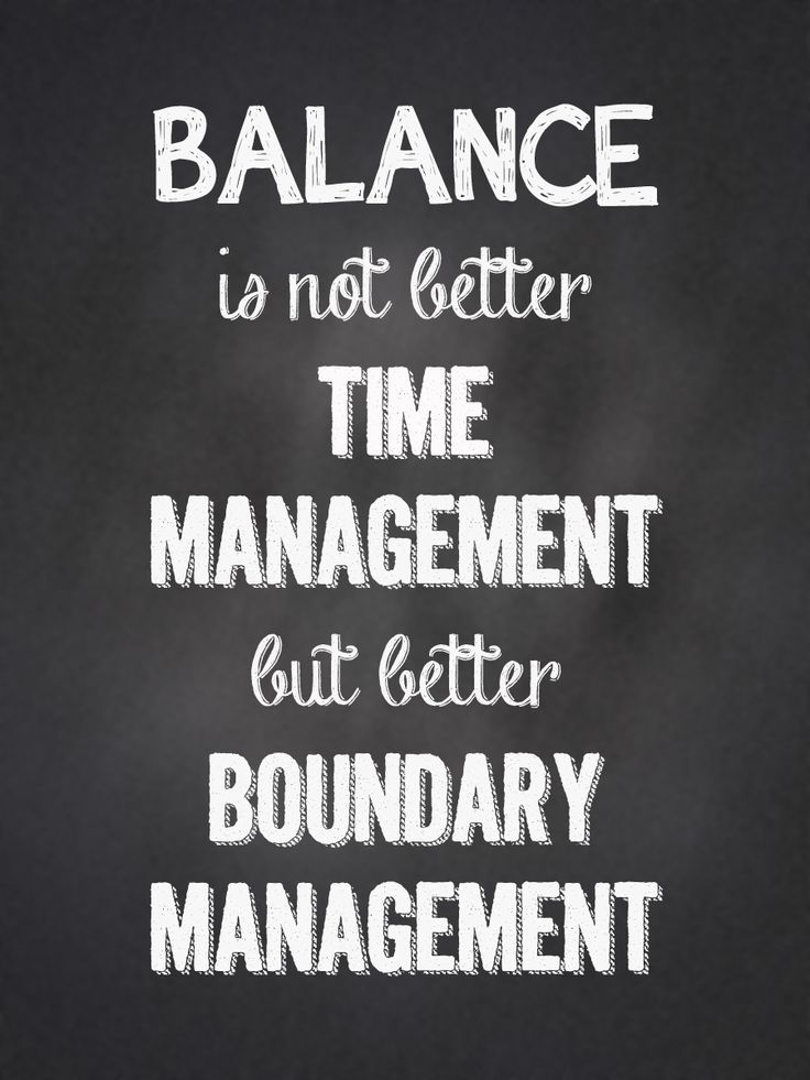 quotes about balance | Friday Quote | Balance